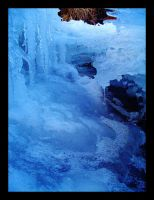 Trapped under ice by Overfloater