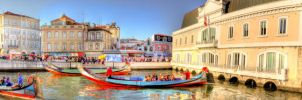 Aveiro HDR by fkefctry