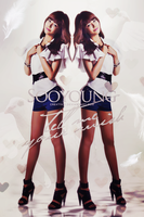 SNSD - Sooyoung Genie iPhone, iPod Touch Wallpaper by Cre4t1v31