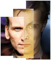 9th 10th 11th doctor combined by CPD-91