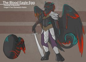The BloodEagle Egg by Ulario