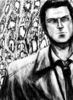 Castiel by DarklyWhite