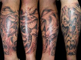 tattoo7 by DanHazeltondotcom