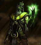 Pharaoh Ermac by Astral-Agonoficus