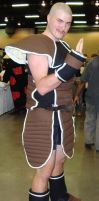 Cosplay Check:  Nappa by Rhythm-Wily