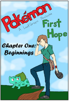 Pokemon: First Hope, Chapter 1 cover by HeartfeltSins