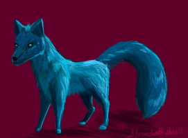 Wolf up for sell by Stormdeathstar9