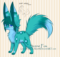 Scene fox adopt closed by gold-adopts