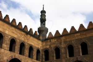 Cairo Mosque by WorldII