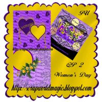 Women's Day 2  QuickPage png Free by weezya