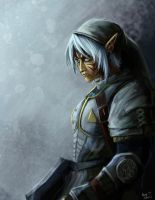 Fierce Deity Link by Rhunyc