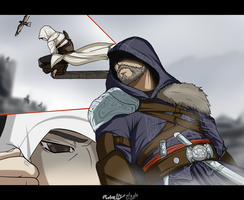 Assassin's Creed Revelations by Ninja-8004