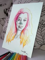 Win this drawing by CarolinVogt