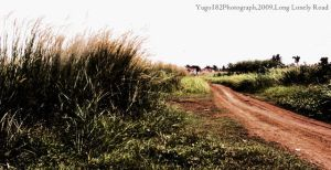 Long Lonely Road by yugo182