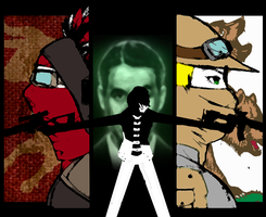 New Vegas Factions by The7Nights