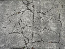 cracked cement2 by CircuitDruid-stock