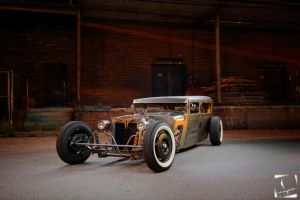 Home Made Hot Rod 5 by kurtywompus