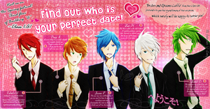 .Guys and Dates~ by Ciomy