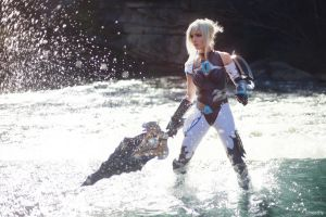 League of Legends - Riven -01- by beethy