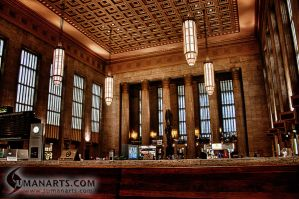 30th Street Amtrak Station by sumanprajapati