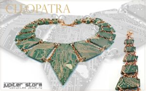 Cleopatra - Full Collar by jupiter-storm