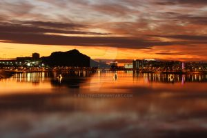 Tempe Town Lake by R34LT1M3