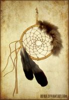 Small Dreamcatcher by Ridira
