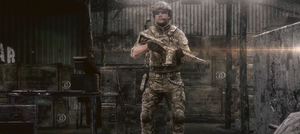 Medal of Honor: Warfighter - US Navy SEAL Pointman by EnkiduTheRevelator