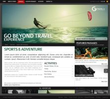 G Travel Website 4 by jpdguzman