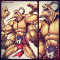 Commish 133 FIN by RobDuenas
