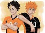 Karasuno Shorties! by CorgiFoxi