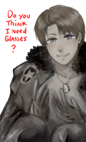 APH -- America need glasses ? by aphin123