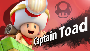 SSB4 - Captain Toad by mbluebird2