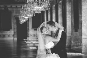 Couple Wedding Love by FrionR