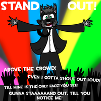 Stand out by Kev-Darkhood