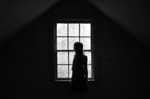Attic View by ByrdsEyePhotography
