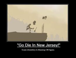 Go Die In New Jersey by TommEdge4Life