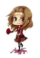 Chibi CM for toomuchmusic by Kohane-chan