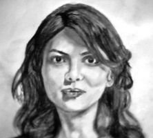 """""""Sophie"""" from Leverage by blacknimproud"""