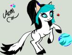 My Little Pony: Aomi by AomiArmster