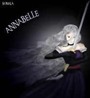 Annabelle contest by Sonala
