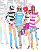 strips in fashion by macangadungan