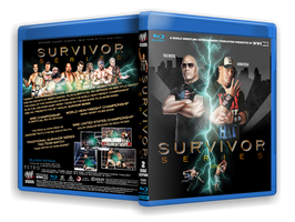 WWE Survivor Series 2011 Cover by iMannGfx