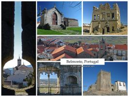 Postcard - Belmonte, Portugal by jpgmn