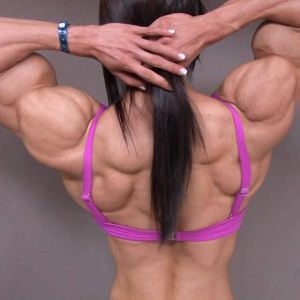 Found site Muscle morph busty pics commit