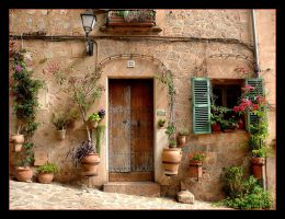Charming Streets Of Valldemossa - Mallorca - 2 by skarzynscy