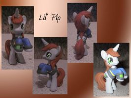 My Little Pony: Lil' Pip by noonetells
