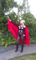 Thor Cosplay Pic 1 by AverageCosplays