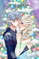 Jack Frost Nipping at Your Nose by MariaDiAvvenire