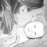 Mother's Love by artmapassion